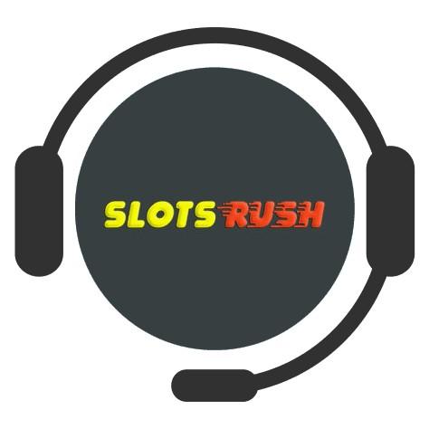 Slots Rush Casino - Support