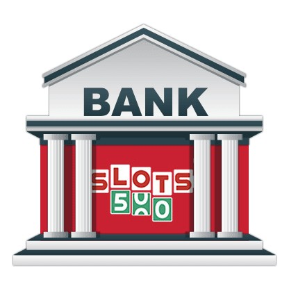 Slots500 Casino - Banking casino