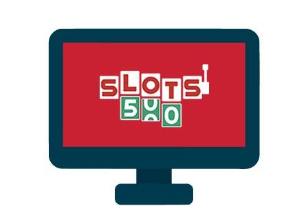 Slots500 Casino - casino review