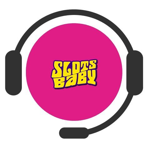 SlotsBaby Casino - Support