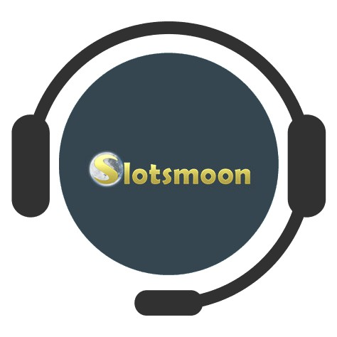 Slotsmoon Casino - Support