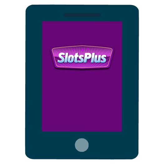 SlotsPlus - Mobile friendly