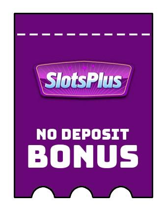 SlotsPlus - no deposit bonus CR