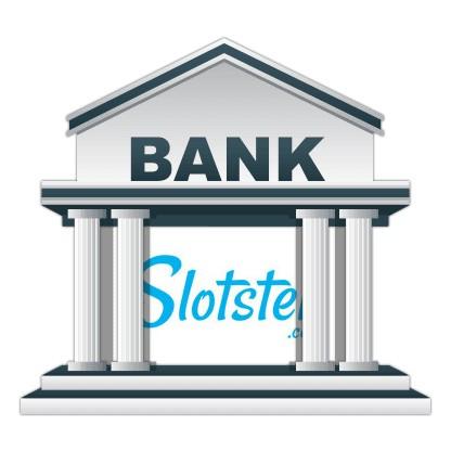 Slotster - Banking casino