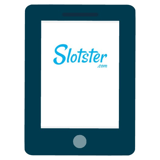 Slotster - Mobile friendly
