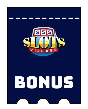 Latest bonus spins from SlotsVillage Casino
