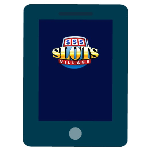 SlotsVillage Casino - Mobile friendly