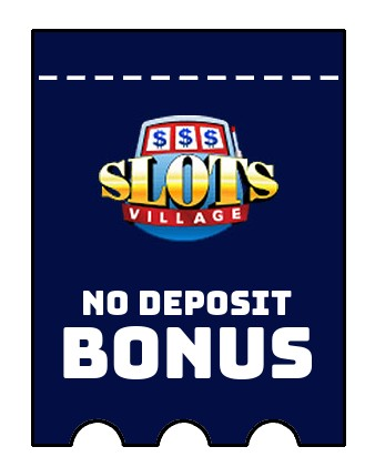SlotsVillage Casino - no deposit bonus CR