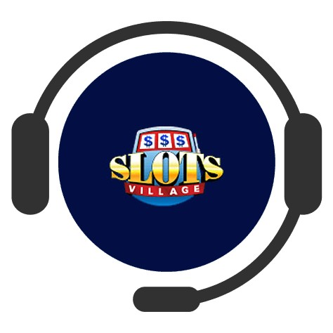 SlotsVillage Casino - Support