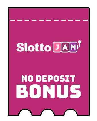 SlottoJAM - no deposit bonus CR