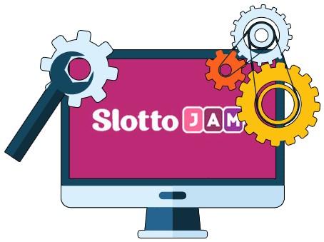 SlottoJAM - Software