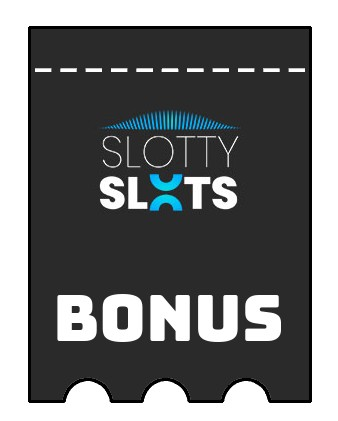 Latest bonus spins from Slotty Slots