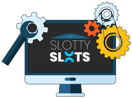 Slotty Slots - Software