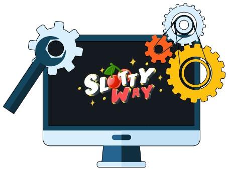 Slottyway - Software