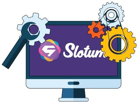 Slotum - Software