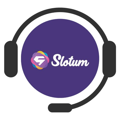 Slotum - Support