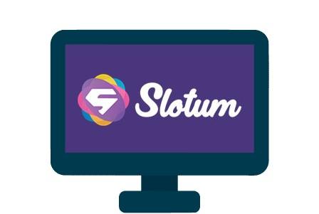 Slotum - casino review