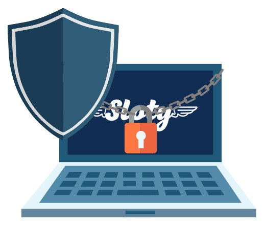 Sloty Casino - Secure casino