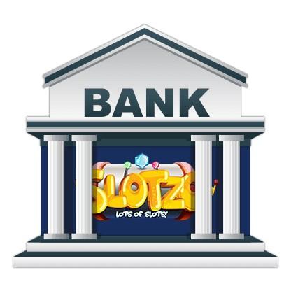 Slotzo Casino - Banking casino