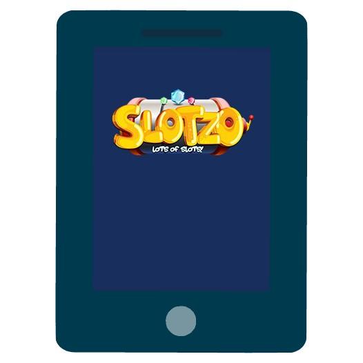 Slotzo Casino - Mobile friendly