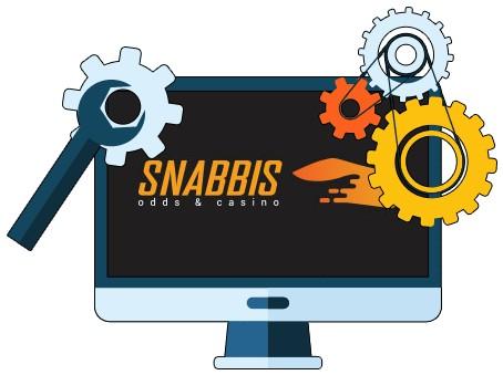 Snabbis - Software