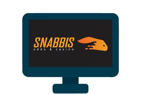 Snabbis - casino review