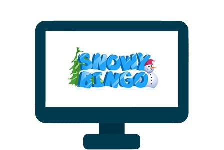 Snowy Bingo Casino - casino review