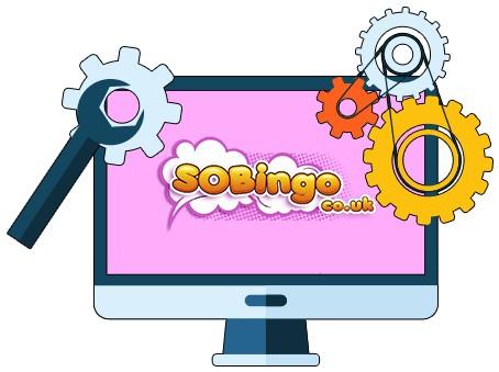 SoBingo - Software