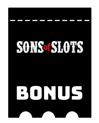 Latest bonus spins from Sons of Slots