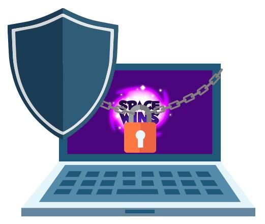 Space Wins - Secure casino