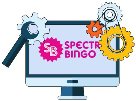 Spectra Bingo - Software