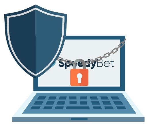 SpeedyBet Casino - Secure casino