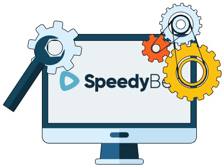 SpeedyBet Casino - Software
