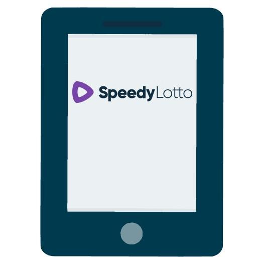 SpeedyLotto - Mobile friendly