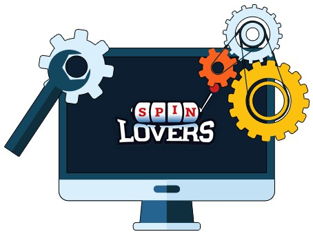 Spin Lovers - Software