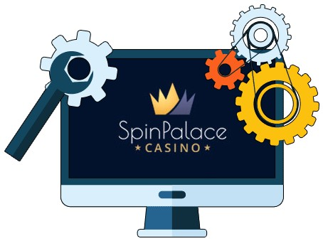 Spin Palace Casino - Software