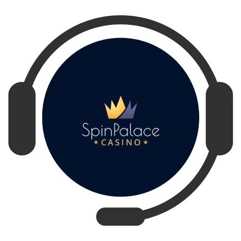 Spin Palace Casino - Support