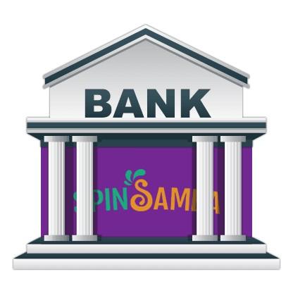 Spin Samba - Banking casino