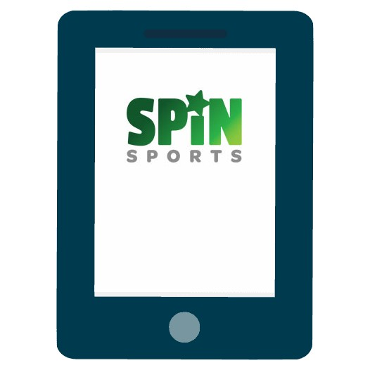 Spin Sports - Mobile friendly