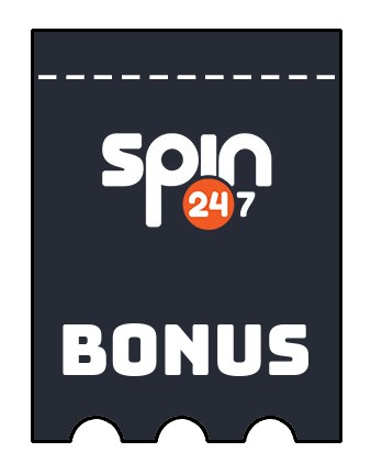 Latest bonus spins from Spin247