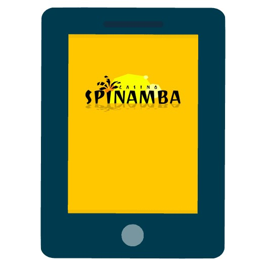 Spinamba - Mobile friendly