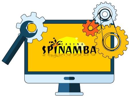Spinamba - Software