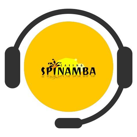 Spinamba - Support