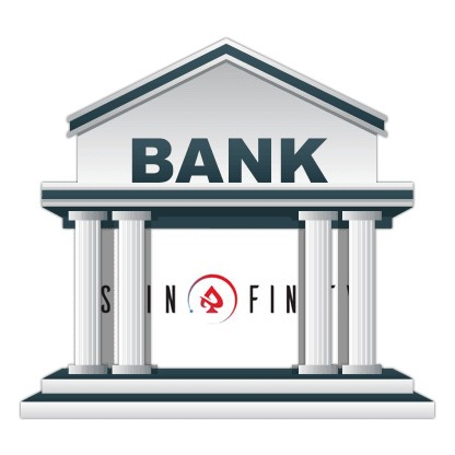 Spinfinity - Banking casino