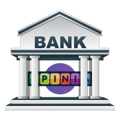 Spinia Casino - Banking casino