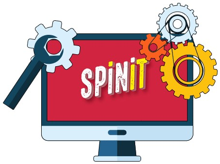 Spinit Casino - Software