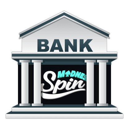 SpinMadness - Banking casino