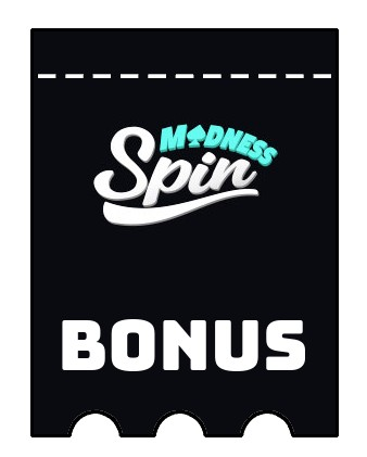 Latest bonus spins from SpinMadness