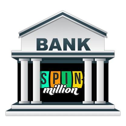 SpinMillion - Banking casino