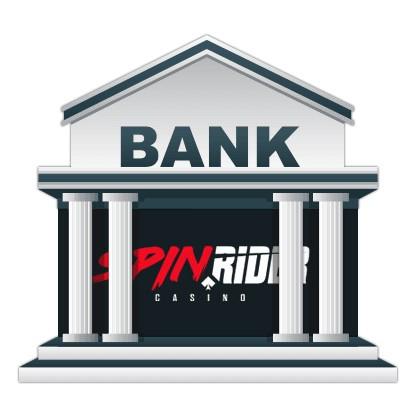 SpinRider Casino - Banking casino